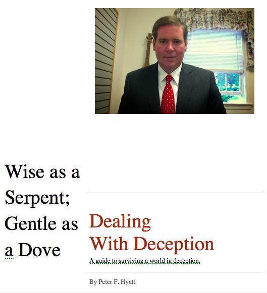 dealing with deception Bible verses about deception deception bible verses in the king james version (kjv) about deception.