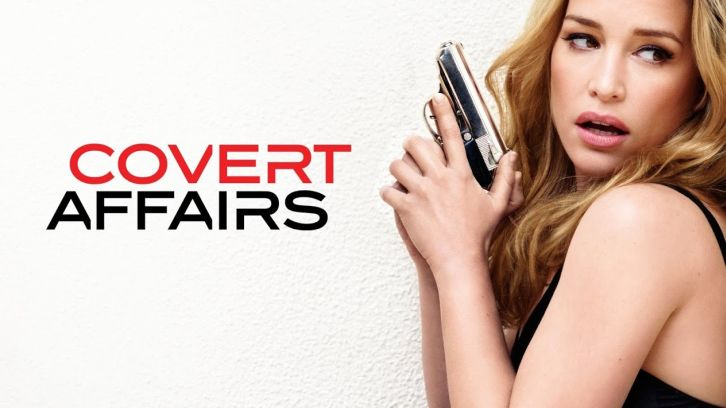 POLL : What did you think of Covert Affairs - Frontforwards?