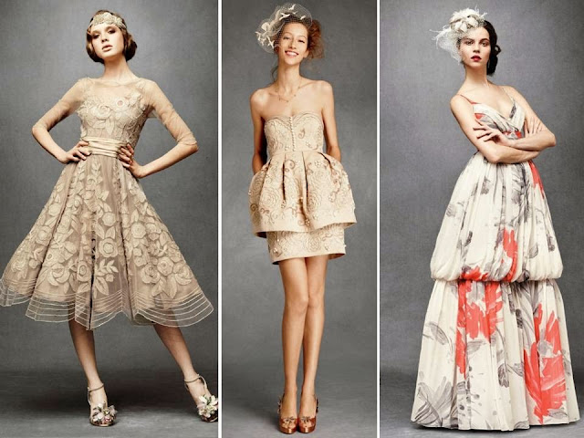 Vintage Inspired Bridesmaid Dresses {Retro, Chic, Beautiful ...