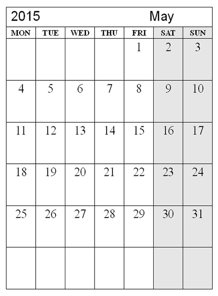Racing Calendar May : Rundangerously may race schedule