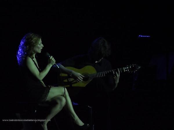 Elena Roger en Bahía