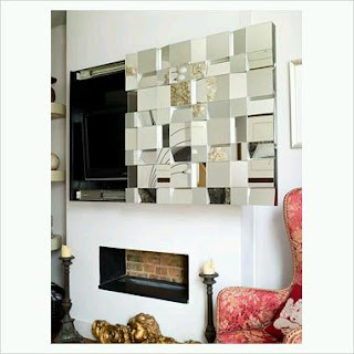 Livingrooms Decoration with Mirrors