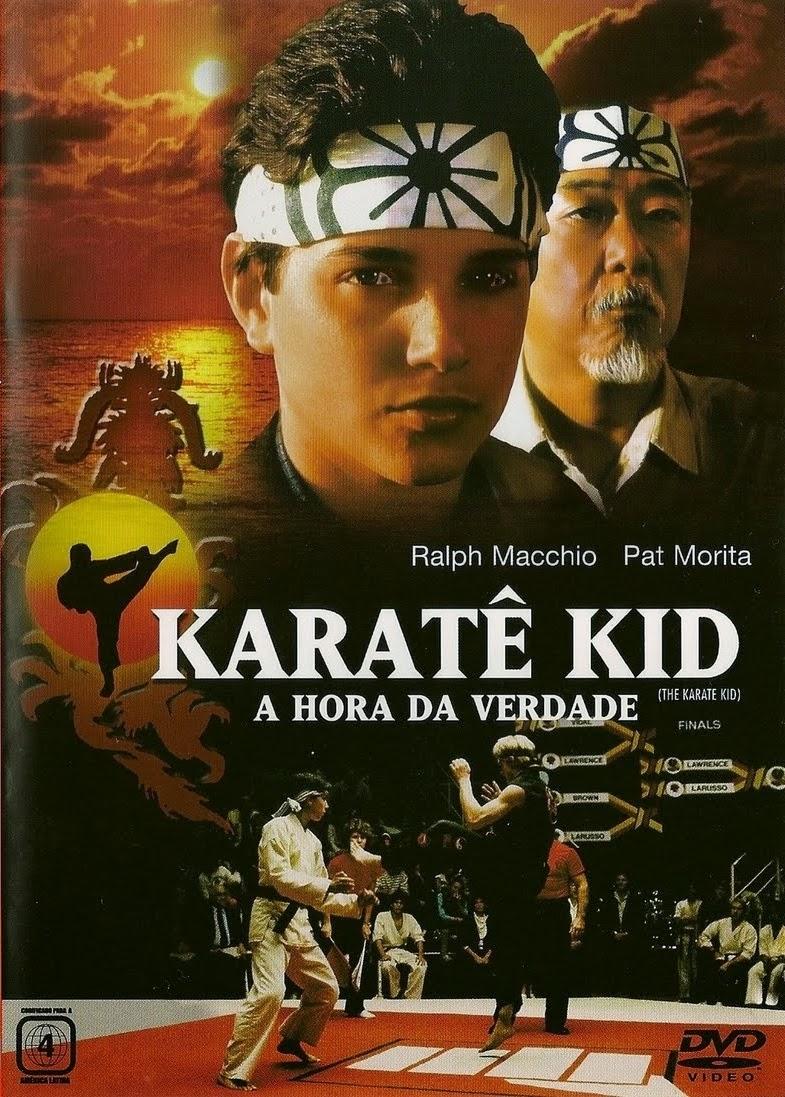 Karatê Kid: A Hora da Verdade – Dublado (1984)