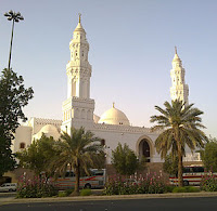 masjid jaman nabi