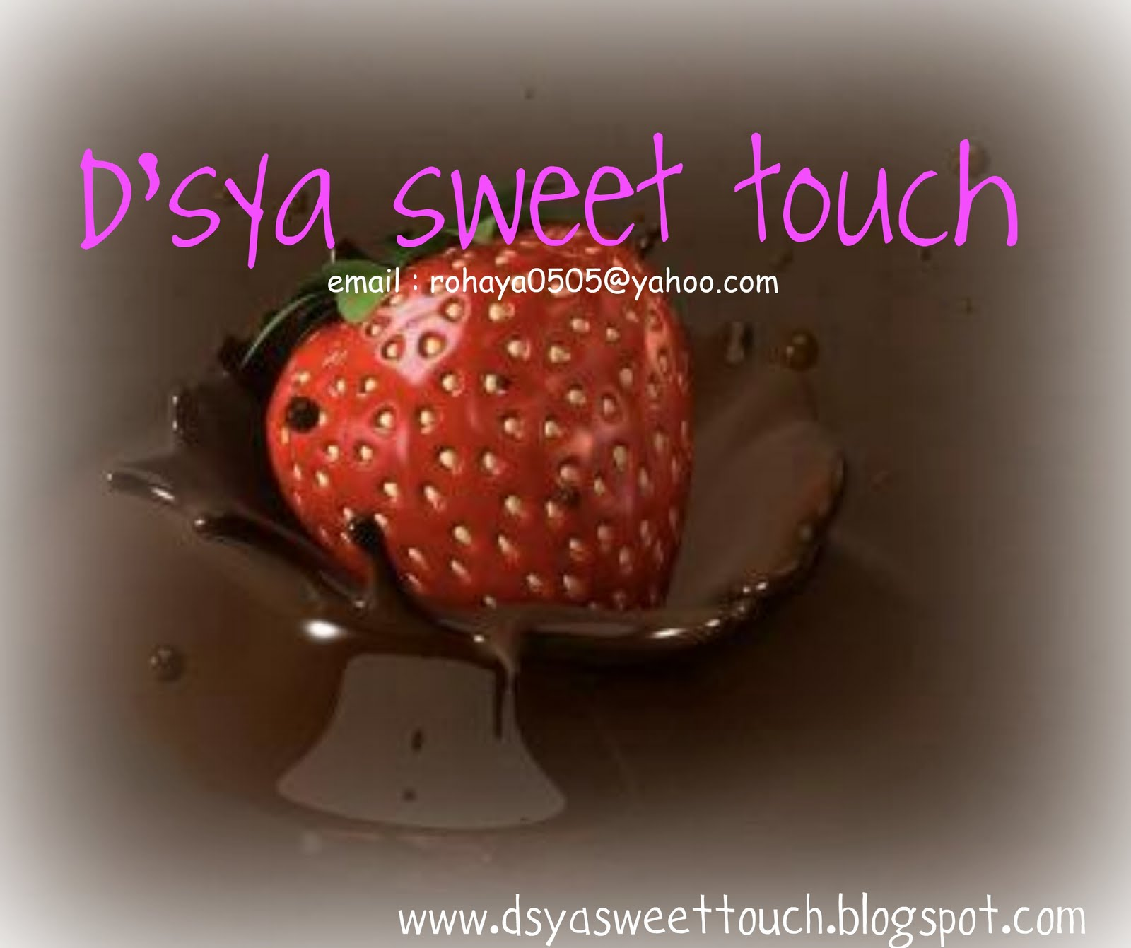 D'Sya Sweet Touch