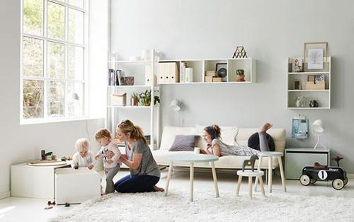 Wonenonline flexa introduceert nieuw innovatief for Boeken opbergsysteem