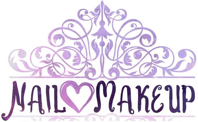 Nail Heart Makeup