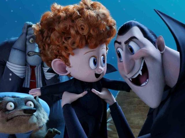 Hotel Transylvania 2, Sony Pictures Animation, Movie Review, churp churp, churpremiere, cartoon, comedy, Drac, Mavis, Johnny, selena gomez, Adam Sandler, byrawlins,