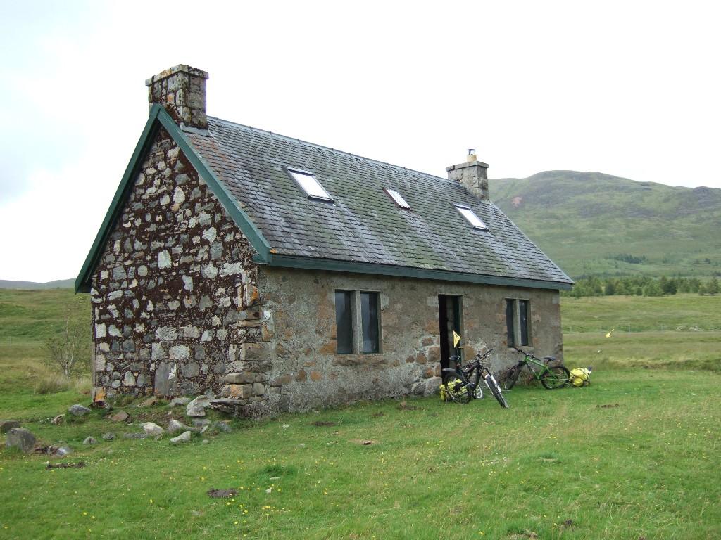 Pennine Ranger Across Scotland By Mountain Bike The