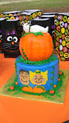 Sooooo today we had our Great Pumpkin Charlie Brown Party!