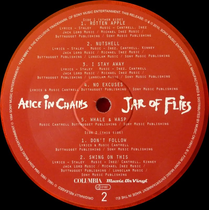 Alice in Chains Fans - Comunidad Argentina: Jar of flies