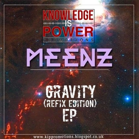 Meenz - Gravity EP (Producer Edition)