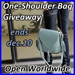 One-Shoulder Bag #Giveaway
