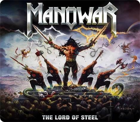 Manowar The Lord Of Steel Descargar Gratis