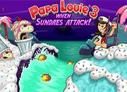 Papa Louie 3 When Sundaes Attack