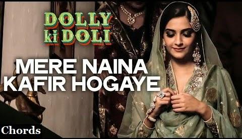 Mere Naina Kafir Hogaye - Rahat Fateh Ali Khan - Dolly Ki Doli - Sonam Kapoor