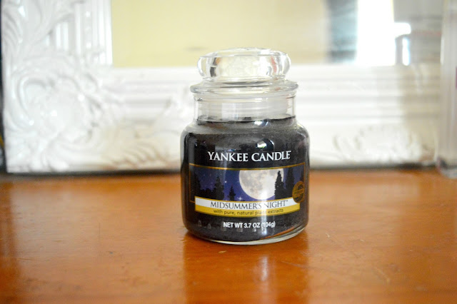 Yankee Candle Midsummers Night Review