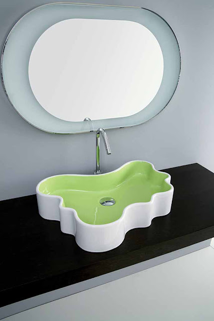 Creative Washbasins and Cool Washbasin Designs (15) 1