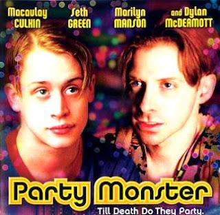 Party Monster, con Macaulay Culkin