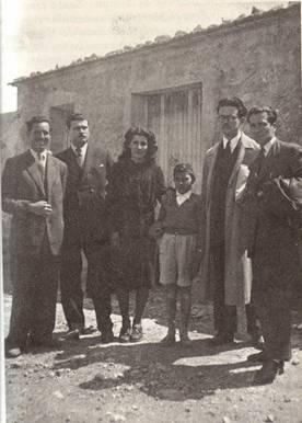 Molina, Guerrero Zamora, Josefina, Manolillo, Ramos, Salinas