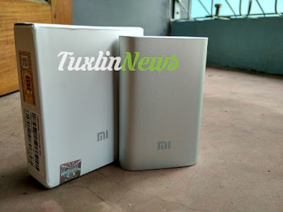 Hands On Power Bank Xiaomi 10000mAh