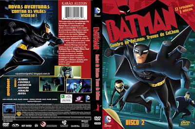 A Sombra do Batman Trevas de Gotham