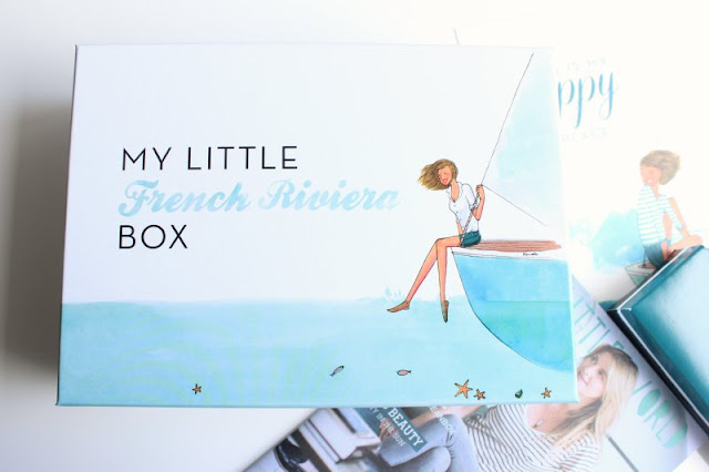 My Little Box July 2015 French Rivera Box