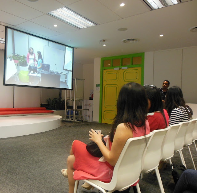 Girls Geek Coffee, Singapore, First Meetup, Google office, GGC, GGCS, Asia One Square