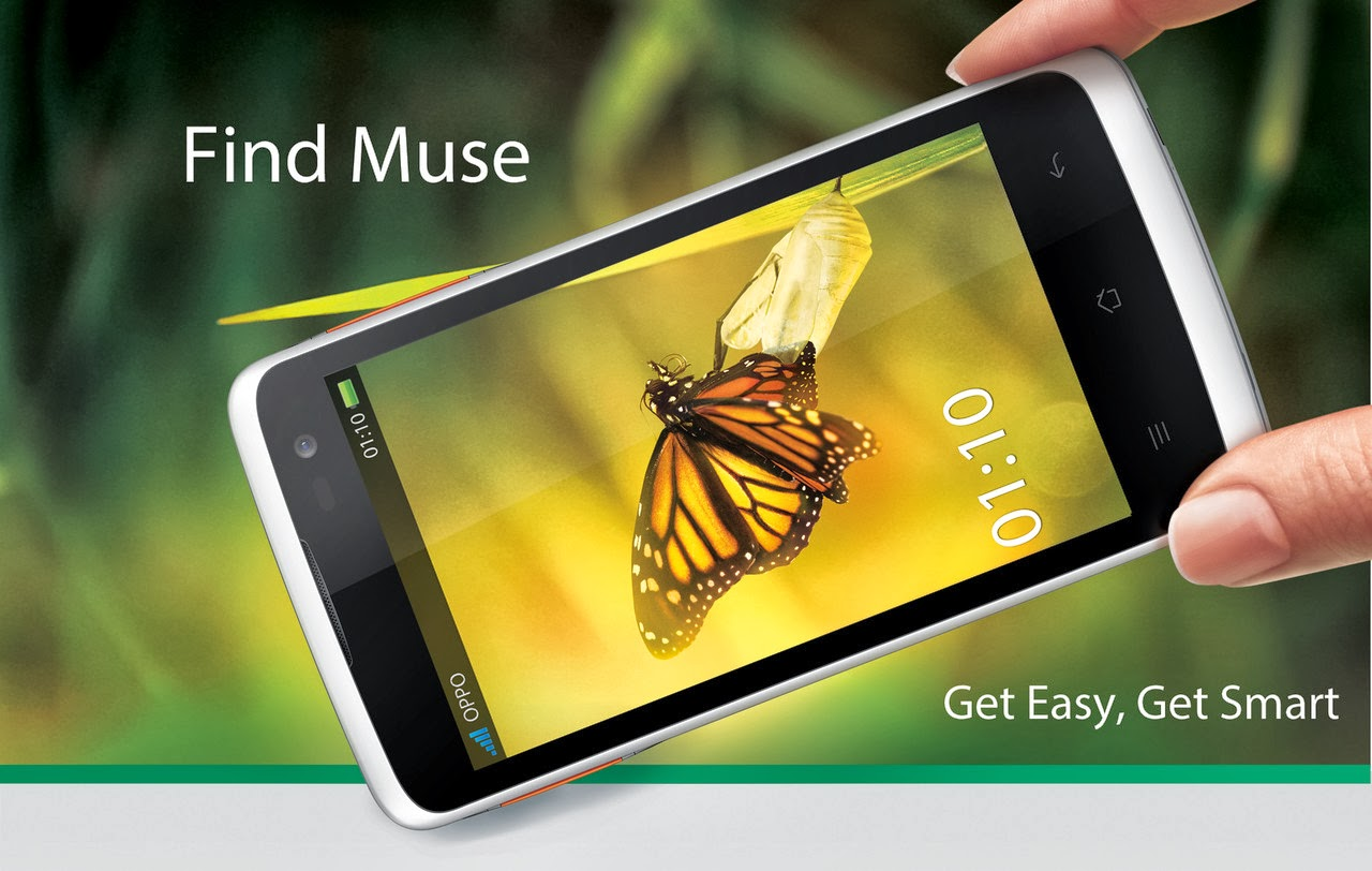 Tutorial Cara Root Oppo Find Muse R821