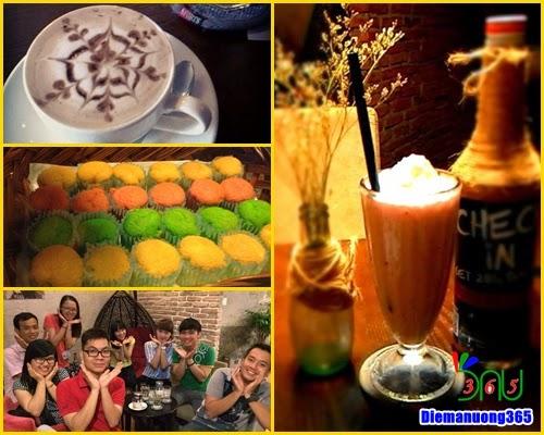 Nhiều quà tặng hấp dẫn tại Monkey in Black Coffee nhân dịp 20/10 - 4