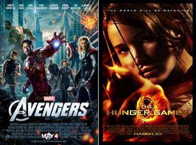 The Avengers vs The Hunger Game in plot