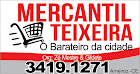 Mercantil Teixeira - Arneiroz - Ceará.