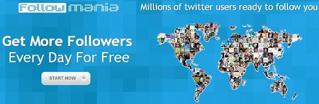 Набрать читателей для твиттера