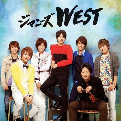[Single] Johnny's WEST - Ee ja nai ka [2014.04.23] West