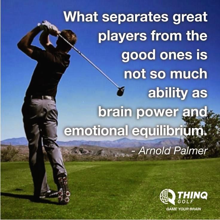 Psicología aplicada al Golf