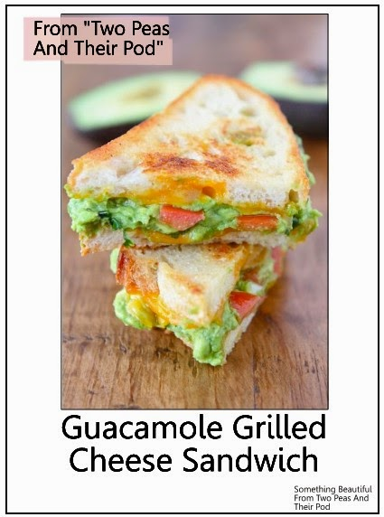 ... Modifies Human Behavior (Cont'd) + Guacamole Grilled Cheese Sandwich
