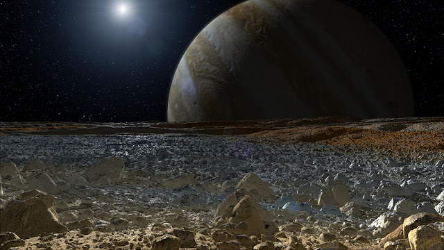 NASA Aiming for Multiple Missions to Jupiter Moon Europa