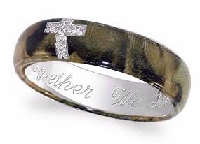 Wedding Ring Jewellery Diamonds Engagement Rings Camo Wedding