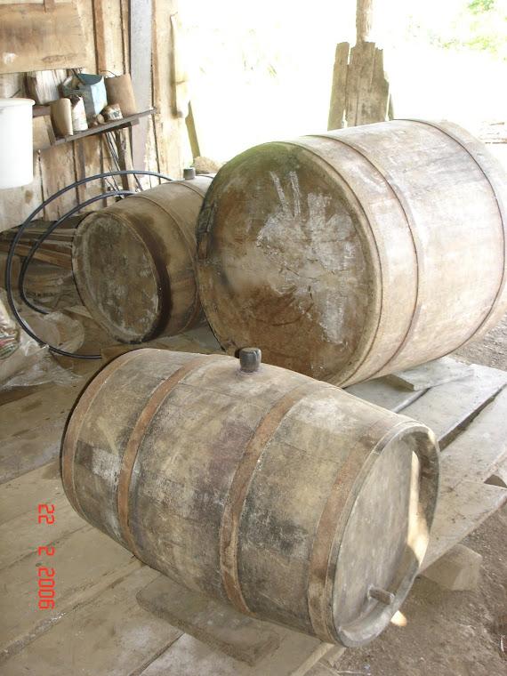 Fabricação de Vinho Caseiro (II)