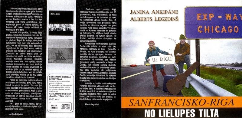 Front - Sanfrancisko-Rīga & No Lielupes tilta