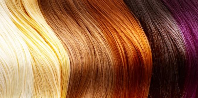 La lampe verte routine cheveux - Meche blonde et rouge ...