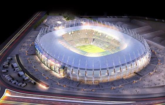 Estadio Placido Aderaldo Castelao