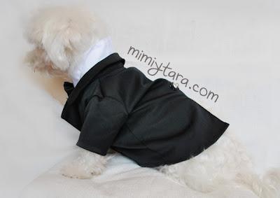 chaqueta para perro