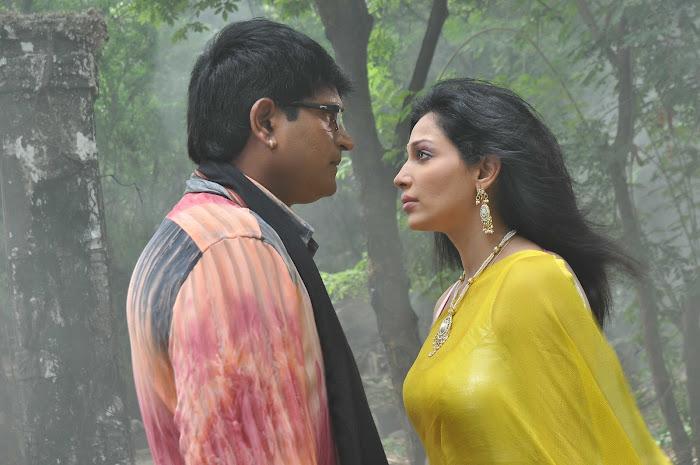akashamlo sagam movie glamour  images