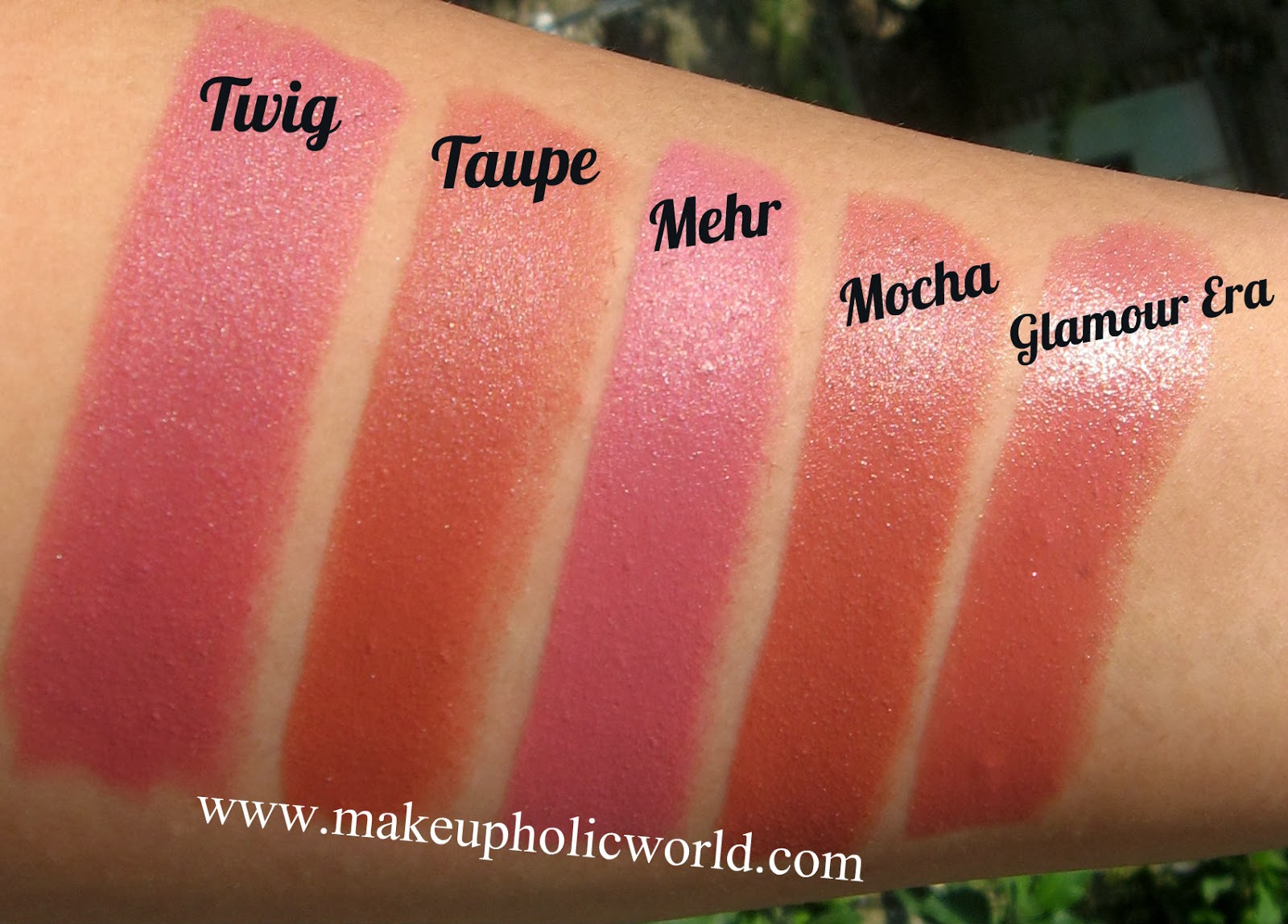 Super Review & Swatches of 14 MAC Lipsticks | Makeupholic World SP52