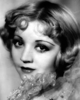 Vintage black and white photo of actress Alice White.