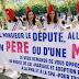 Protesters in final bid to block France gay marriage law