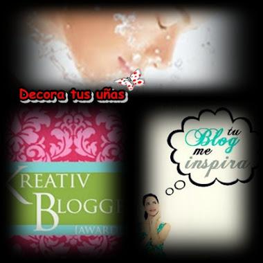 1º premio del blog