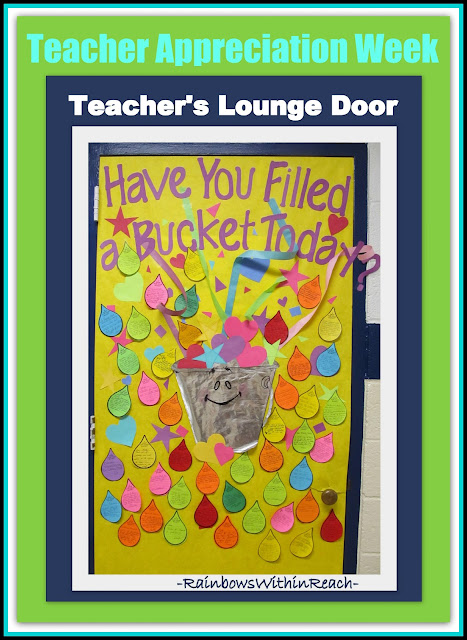 photo of: Classroom Door Decoration for Teacher Appreciation Week