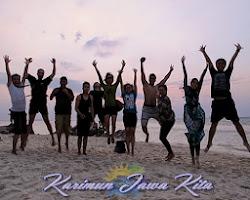 wisatawan karimun jawa kita peserta 2014